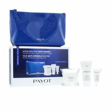 PAYOT Techni Liss Anti-wrinkle Routine Gift Set 50ml Face Cream 15ml Peeling M