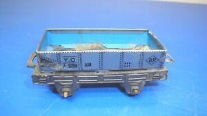 Vintage Haji Tin Toy Train Railroad,Y.O. A8259,Gondola Car,Made In Japan