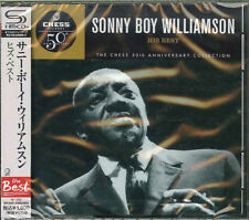 SONNY BOY WILLIAMSON-HIS BEST-JAPAN SHM-CD D50
