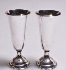 Randahl Sterling Silver Cordial/Shot Glasses (Set of 2)