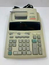 CASIO DR-220HD Desktop Electric Tax & Exchange Electronic Printing Calculator