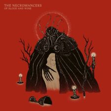 THE NECROMANCERS - Of Blood and Wine (NEW*LIM.200 BLACK V.*OCCULT ROCK*KADAVAR)