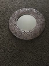 Southern Living At Home Ornate Church Street Mirror With It's Aged Stone Look.