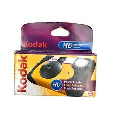 Kodak PowerFlash Single Use Disposable Film Camera 27 Expired!