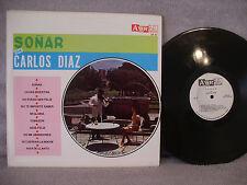 Carlos Diaz, Sonar, Adria Records AP 47,  LATIN