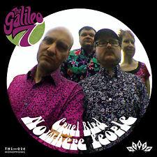 "THE GALILEO 7 Cruel Bird black vinyl 7"" NEW Prisoners Solarflares Embrooks psych"