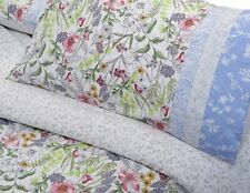 Argos Home Percale Floral Bedding Set - King Size Duvet Cover 2 Pillow Cases NEW