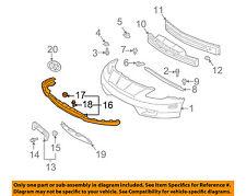 TOYOTA OEM 03-05 Celica Front Lower Bumper-Spoiler Chin Lip Splitter 5212920903