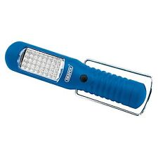 Draper 51327 Tools Garage Workshop 32 LED Worklight / Lamp / Torch New
