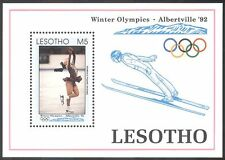 Lesotho 1992 Figure Skating/Olympic Games/Winter Olympics/Sports 1v m/s (n16315)