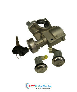 Ignition Barrel + Door Locks For Ford Courier PC + PD  1985 to 1998
