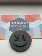 MINI Engraved Wiper Delete Bung Dewiper Blank R50 R53 Cooper Jcw S GP 02-06 de