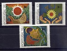 Europa Sympathy 1987 Portugal 1717-1719 Europees jaar van het milieu CW € 5,50