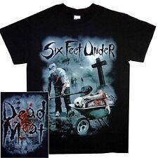 Six Feet Under T-Shirt Dead Meat Größe XL