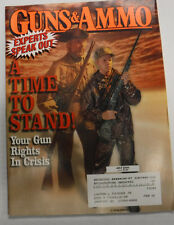 Guns & Ammo Magazine A Time To Stand July 2000 072715R