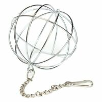 1X(Hanging Ball Toy Sphere Treat For Guinea Pig Hamster Rat Rabbit Feed Dis3I1)
