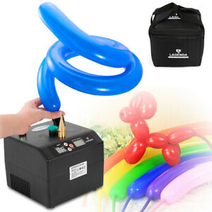 Electric Balloon inflator Filler Portable Singlel Nozzle Inflator Air Pump