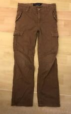 Mini Boden Golden Brown Trousers Age 6