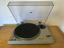 Vintage Technics SL-1500 Direct Drive Turntable Decks - Barebones Record Player