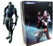 Mass Effect 3 Garrus Vakarian Play Arts Kai Figure Square-Enix RARE Bioware