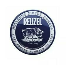 NEW Reuzel Fiber Pomade 4oz 113g Holland's Finest Pomade SEALED Hair Styling