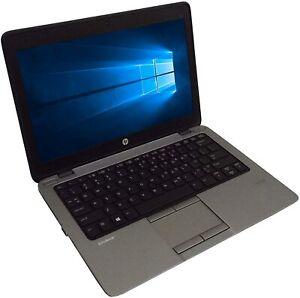 HP EliteBook 820 G2 12.5-inch Notebook, 2.6 GHz Intel Core i7 5600U, 256 GB SSD,