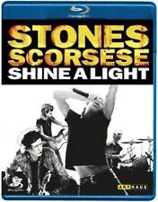SHINE A LIGHT (The Rolling Stones) Blu-ray Disc NEU+OVP