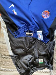 2 Pair Of NIKE PANTS (Engineered NBA Authentics NY Knicks And Wind Breaker) SzXL
