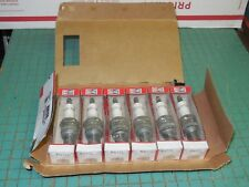 RN13L ~ Vintage NOS Champion Spark Plug ~COPPER PLUS Set of 6 ~ NEW in Box ~ USA