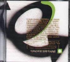 Change The Game - Zeebra , Dj Oasis Japan Cd-New J-Pop