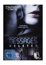 Messages Deleted - DVD Thriller Gebraucht - Gut