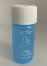 Lancome Bi-Facil Double Action Eye Makeup Remover Travel Sample Size 0.5oz 15mL