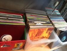 "1000+ 12"" vinyl record collection - dance, house, techno, ,hard house"
