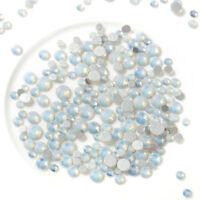 1440pcs 3D Nail Art Rhinestones Glitter Crystal Tips Decoration Manicure Beads