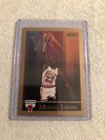 1990 SkyBox Michael Jordan #41 Basketball NBA Card; Trading Cards