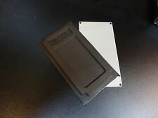 BOSS REPLACEMENT BOTTOM/COVER/BATTERY PLATE, GENUINE GUITAR EFFECTS PEDAL PART