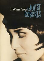 JULIET ROBERTS I Want You REPRISE US 12-inch NM *