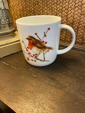 Laura Ashley Robin Mug, Bone China Excellent Condition. UK P/p Included.