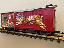 LGB 47674 :: Merry Christmas Boxcar