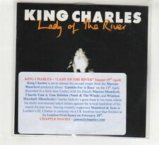 (HE79) King Charles, Lady Of The River - 2015 DJ CD