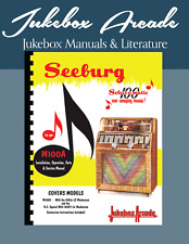 Seeburg M100A & R.C. Special Service Manual, High Quality from Jukebox Arcade