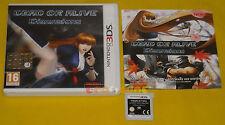 DEAD OR ALIVE DIMENSIONS Nintendo 3Ds Versione Italiana ••••• USATO