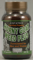 Horny Goat Weed Plus by Only Natural, 60 capsule