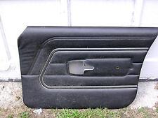 1970's AMC HORNET? MATADOR REBEL AMBASSADOR DOOR PANEL NOS BLACK