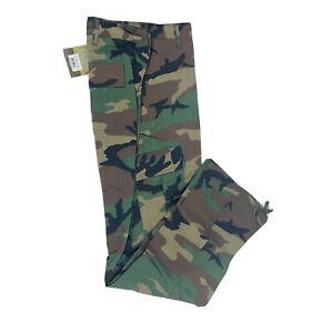 "Rothco BDU Rip-Stop Pants Woodland Camo X-Large (39""-43"")"