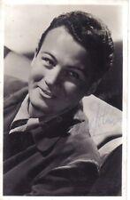 Bill Johnson - American actor - vintage signed photo