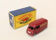 Matchbox Lesney MB 69 Nestles Van