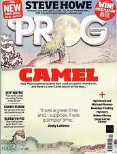 PROG #90 September 2018 CAMEL Blodwyn Pig STEVE HOWE Jeff Wayne CONNY PLANK @New