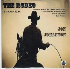 (EL635) Jon Johanson, The Rodeo EP - 2012 sealed CD