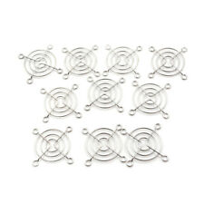 10pcs mini Metal Steel wire 50mm 5cm Fan Protector Finger Guard Grill、New